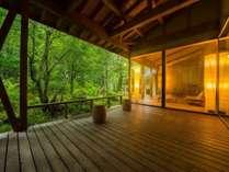 奥飛騨 森の癒し もずもの施設写真1