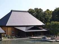 温泉水プールガーデン&離れ 吟松別邸 悠離庵(ゆりあん)の写真