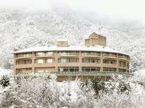温泉ホテル 温井スプリングスの写真