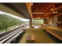 ホテル華の湯 30種類の湯船が人気の宿の施設写真1