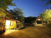 白水温泉 竹の倉山荘の施設写真1