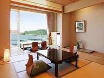 海と入り陽の宿 帝水 秋田男鹿半島 戸賀湾を望む温泉旅館の施設写真1