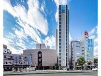 ホテルエミシア東京立川(旧 立川グランドホテル)の写真