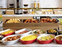 【じゃらんスペシャルウィーク】3密回避の日替わり朝食ブッフェ ゆったりしたラウンジで堪能(朝食付)のイメージ画像