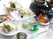 奥久慈の旬食材・地産池消を食す宿 鮎の里 ホテル鮎亭の施設写真1