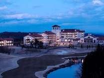 グランドエクシブ那須白河 ザ・ロッジ【非日常の癒し空間の宿】の写真