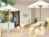 hotel it.osaka shinmachiの写真