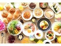 ホテルラフィナート札幌 朝食
