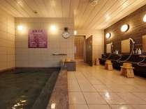 スーパーホテル水戸 天然温泉 梅里の湯の施設写真1