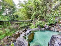 二つの自噴泉がある宿 紫尾温泉 旅籠しび荘の施設写真1