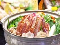 【Cコース】でっかい蟹を喰らう☆質も量も満足。贅沢&たっぷり越前蟹プラン<39,000円〜>