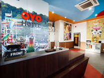 OYOホテル 塩釜&松島の施設写真1