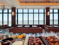 【ポイント10%】3密回避の朝ごはん 日替わりビュッフェをゆったりとしたラウンジで堪能(朝食付)のイメージ画像