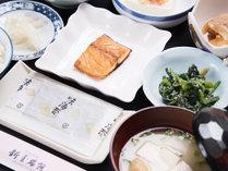 【貸切風呂確約★】 手作りの和朝食 懐かしい母の味を朝からチャージ♪<朝食付>のイメージ画像