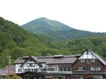 酸ケ湯温泉旅館の写真