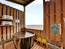 5ヶ所の無料貸切露天風呂で海一望の絶景をひとり占め 星ホテルの施設写真1