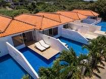 Pool terrace IMGYA SUITE プールテラス イムギャースイートの施設写真1