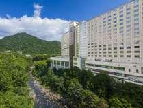 定山渓ビューホテルの写真