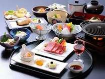 ホテル龍城苑 朝食