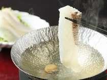 ★安田屋料理長イチ押し!★【鯛のしゃぶしゃぶ&雑炊】付きプランのイメージ画像