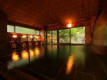 上林ホテル仙壽閣(せんじゅかく) 印象に残る掛け流し温泉の施設写真1