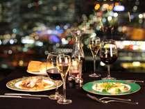 ★【欲張り2食付】レストラン4店舗からのセレクトディナー&50種の充実朝食バイキング付☆