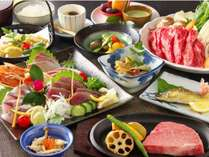 ◆離れ確約◆ボリューム満点!いろどりプラン+黒毛和牛ステーキで大満足≪ステーキ付きプラン≫のイメージ画像