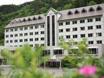 層雲峡温泉 朝陽リゾートホテルの写真