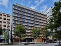 京王プレリアホテル京都烏丸五条(2018年11月27日オープン)の写真