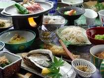 【夕食は15品以上!】〜蔵王の恵み独り占めプラン〜/『貸切風呂無料』24時間お好きな時にどうぞ♪