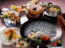 本格ふぐ料理が自慢 関門の宿 源平荘の施設写真1