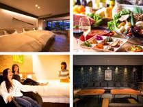 【ホテル宮島別荘】夕陽と海を望む畳温泉と、地産地消の欧風料理の施設写真1
