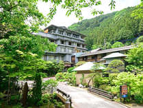 名栗温泉 大松閣の写真