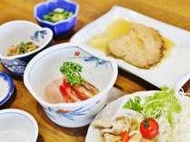 【日替わり定食】2食付きプラン(全館FREE-WiFi)のイメージ画像