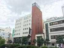 ホテルテトラ旭川駅前の施設写真1