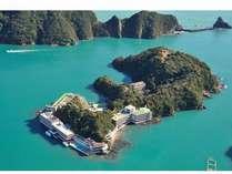 南紀勝浦温泉 ホテル中の島の写真
