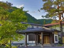 秋の宮温泉郷 湯けむりの宿 稲住温泉の写真