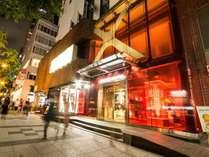 クロスホテル大阪の写真