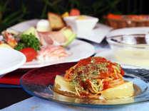 和食とイタリアンの融合が楽しめる料理宿 湯田上温泉 旅館初音の施設写真1