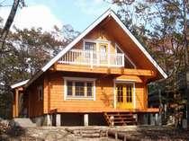 森の別荘&ログハウス ヴィラージュ那須高原の施設写真1