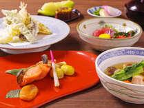 【心にググっと】【和・洋・中 選べる】~旬を味わう~季節のディナープランのイメージ画像