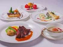 【じゃらん夏SALE】今だけお得に!季節のディナープラン◇西洋料理コース◇のイメージ画像