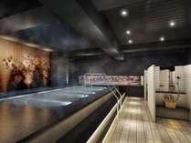 高濃度炭酸泉 福来路の湯 スーパーホテルLohas池袋駅北口の施設写真1