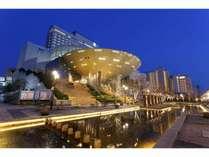 六甲アイランド ホテルプラザ神戸の写真