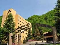 定山渓鶴雅リゾートスパ森の謌の写真