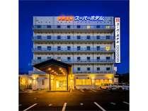 スーパーホテル江津駅前 天然温泉 石州の湯の写真