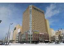 ホテルルートインGrand旭川駅前の写真