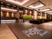 スーパーホテルPremier銀座 口コミ