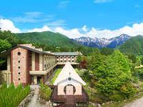 大自然の中の隠れ家的ホテル 駒ヶ根高原リゾートリンクスの写真
