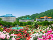 花巻温泉 ホテル千秋閣(せんしゅうかく)の施設写真1